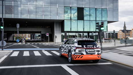 High-Tech Automotive Interiors