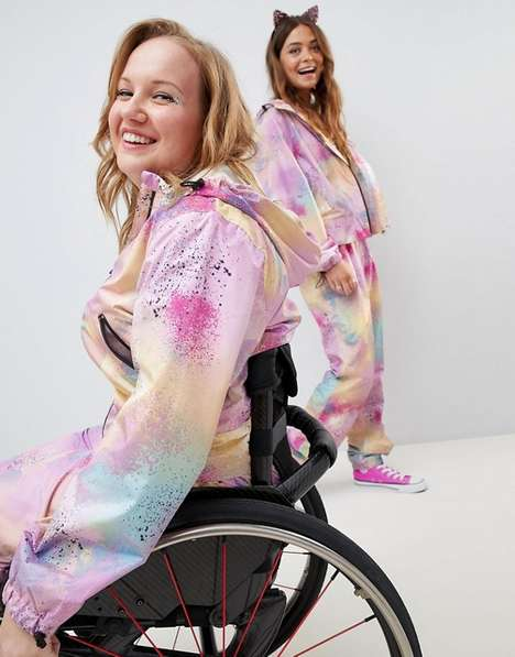 Inclusive Online Fashion Campaigns