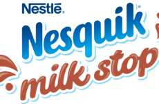 Refreshing Milk-Based Beverage Pop-Ups - Nesquik Celebrates Its Anniversary with a Pop-Up Shop in LA