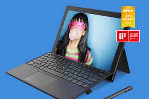 Speedy Productivity Hybrid Tablets