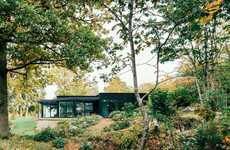 Unconventionally Designed Modern Cottages