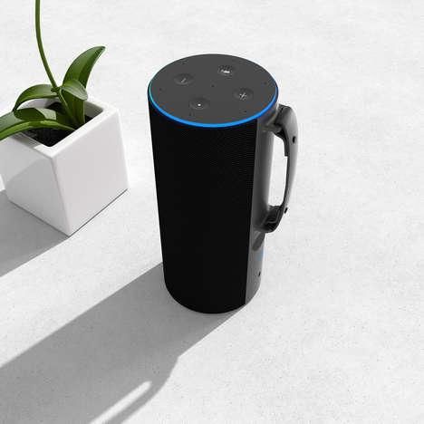 Smart Speaker Battery Bases