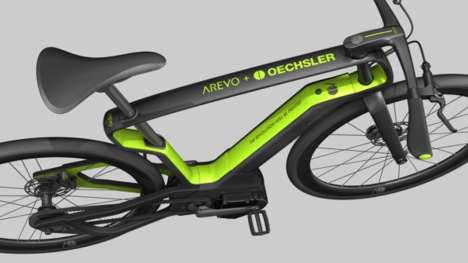 Eco Carbon Fiber Bikes