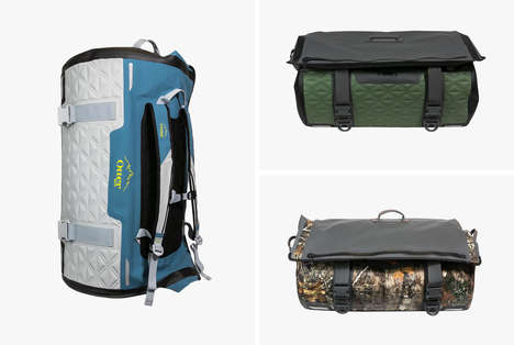 The OtterBox Yampa Series Offers Multiple Waterproof Duffle Bags