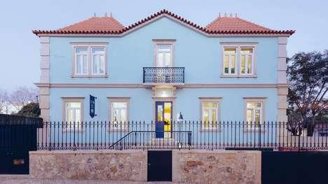 Boldly Vibrant Homey Hostels