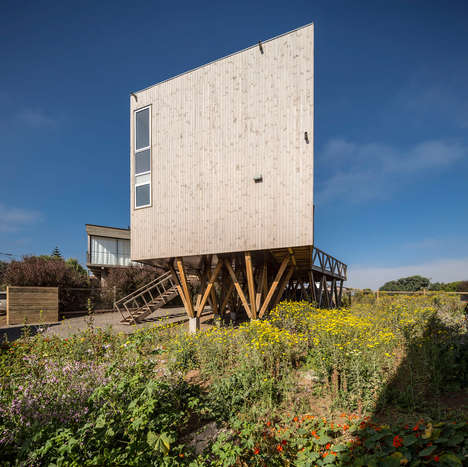 Chilean Wooden Holiday Homes
