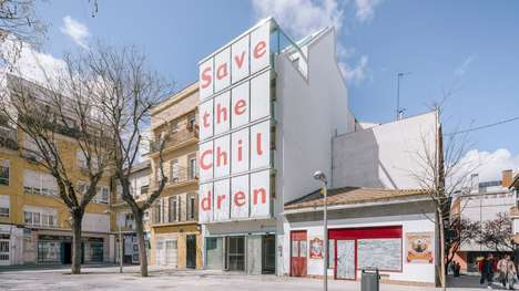 Design-Forward Emotional Interiors - Elii Creates a Welcoming & Engaging Space for Save the Children