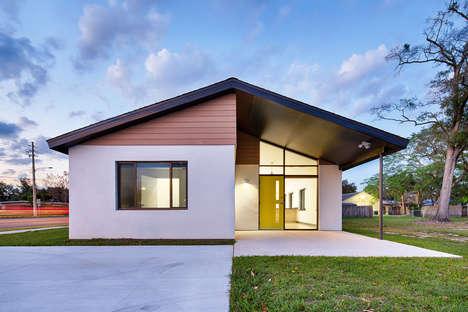Low-Cost Rehabilitation Homes