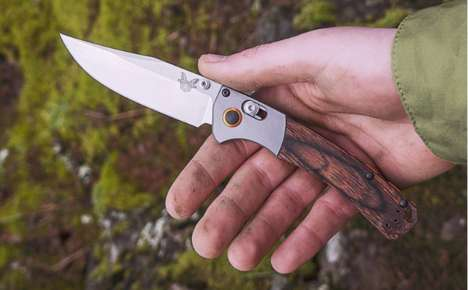 Reimagined Hunting Knives