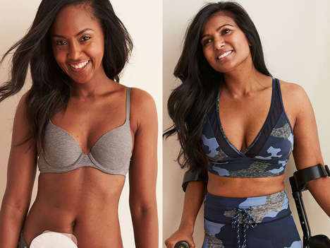 Disability-Representing Lingerie Campaigns - The New Aerie Lingerie Campaign is Inclusive