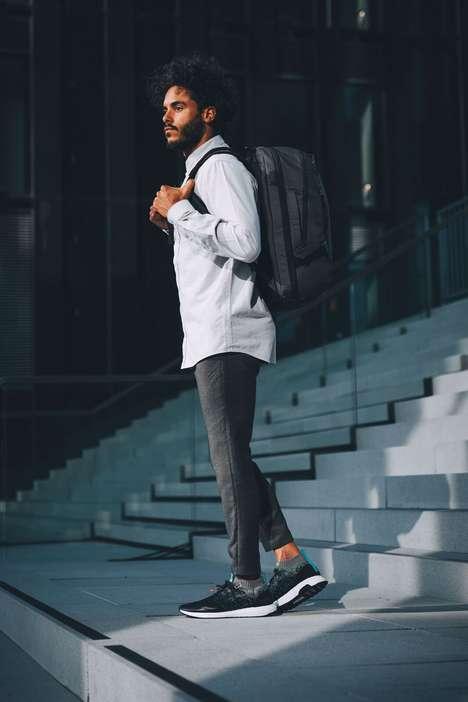 Convenient Urban Transit Bags