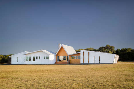 Sustainable Countryside Houses