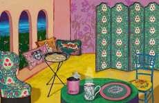 Artisanal Luxe Homeware - Gucci Presented a Gucci Décor 2018 Collection by Alessandro Michele
