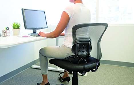 Chair-Optimizing Posture Supports