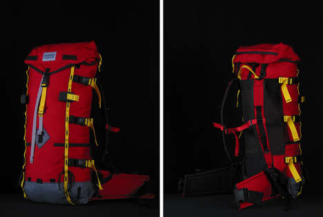 Custom-Made Hiking Backpacks
