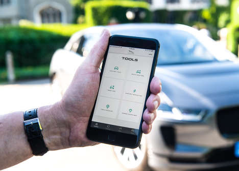 EV Ownership-Detailing Apps