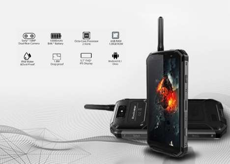 Uncrackable Military Grade Smartphones