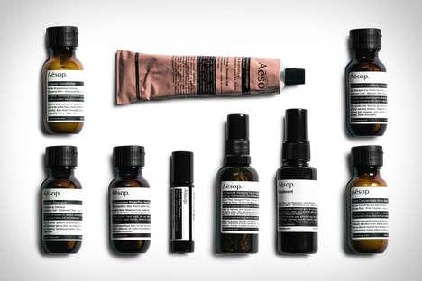Traveler-Targeting Cosmetics