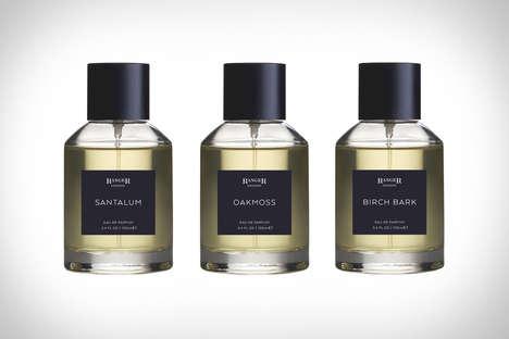 Naturalistic Outdoorsy Perfumes