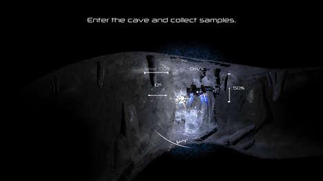 Drone-Navigating Sci-Fi Games