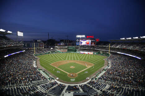 Biometric Baseball Tickets - The MLB Will Now Be Integrating Biometric Tickets in Various Stadiums