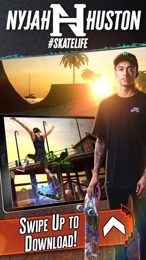 Skateboarding Game Apps
