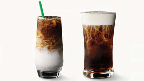 Salty Cold Brew Beverages