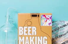 Unicorn Beer-Making Kits