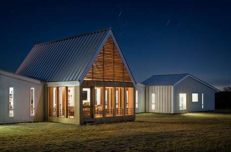 The Hill Country House Serves as a Model for Sustainable Homes