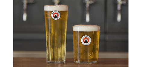 Redesigned Pint Glasses