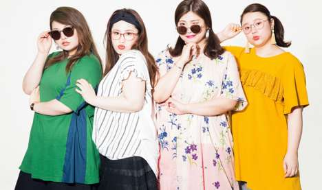 Posh Plus-Sized Eyewear