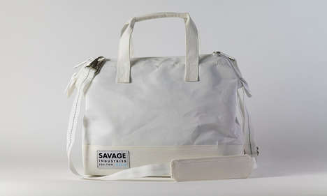 Space Mission-Inspired Bags