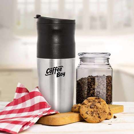 All-in-One Coffee Brewers