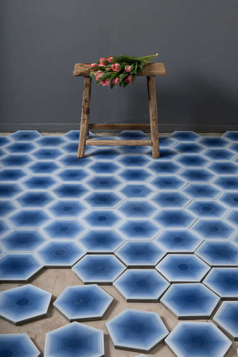 Sweden-Inspired Tile Series