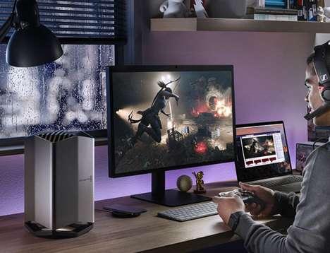 External Laptop Graphics Towers