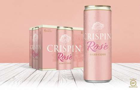 Canned Female-Targeting Ciders