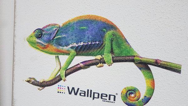 Artful Wallprinting Technology