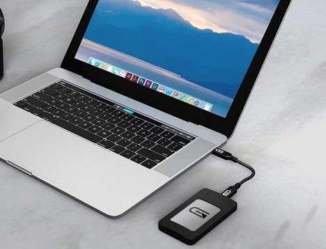 Ultra-Fast Portable Hard Drives