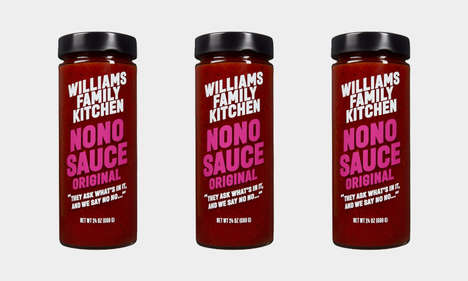 Secretive Musician Sauces - The Williams Family Kitchen Nono Sauce is Spicy and Sweet