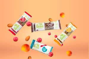 Ingredient-Revealing Snack Packaging
