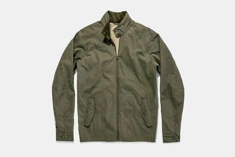 Rugged Men's Summer Jackets - Taylor Stitch's Montara Jacket is Thick Yet Breathable for Any Weather
