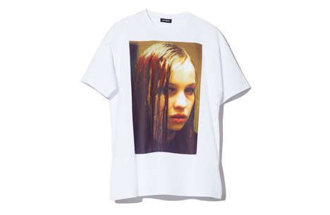 Cult Film-Referencing Streetwear - Raf Simons Dropped a Capsule Inspired by Christiane F.'s Film
