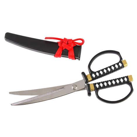 Fun Samurai Scissors