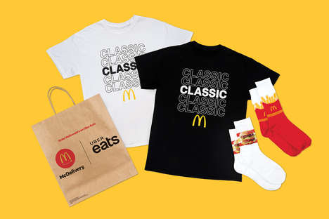 Fast Food Delivery Giveaways