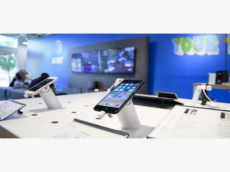 Tech-Focused Back-to-School Pop-Ups