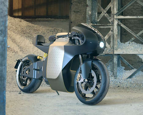 High-Performance All-Terrain Motorcycles