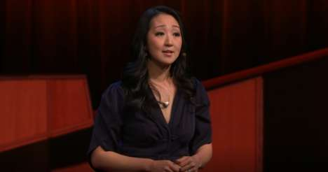 Embracing Diversity - Rebeca Hwang's Motivational Keynote on Identity is Encouraging & Inspirational