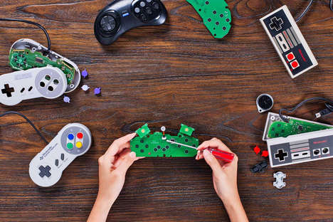 DIY Wireless Controllers