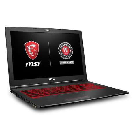 Low-Cost Gaming Laptops - The MSI GV62 8RD-200 is Packed with Advanced Specs and More