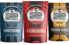 Savory Grain-Free Snacks - These Bubba's Fine Foods Snacks are Healthy and Satisfying